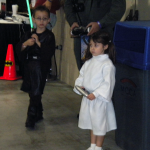 Little Luke and Leia