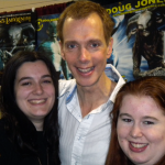 Dru, Doug Jones and Kriana