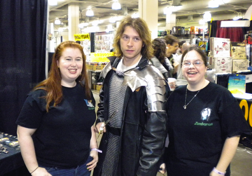 The Mind's Eye at Wizard World
