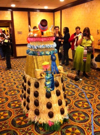 Tiki Dalek via tiki-talk.com
