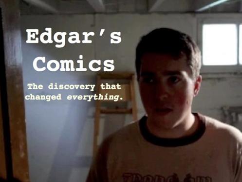 Edgar's Comics by David Johnson