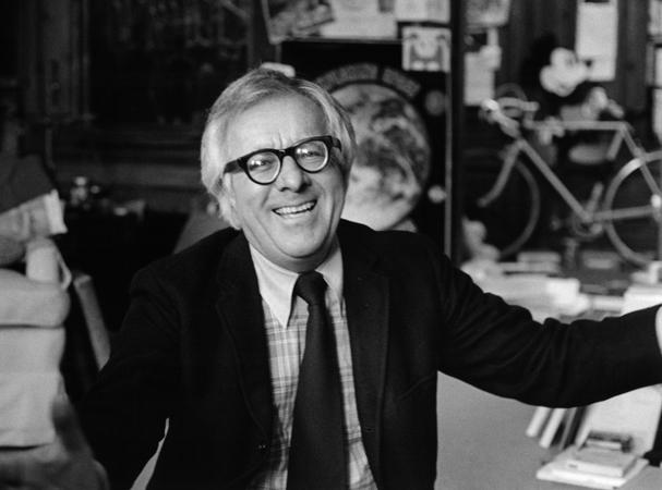 Ray Bradbury Grand Master of science Fiction