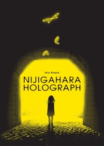 ninjigahara holograph cover