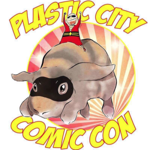Plastic City Comic Con