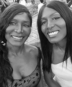 Ayesha DeRaville & Sonise Lumbaca