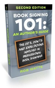 Book Signing 101