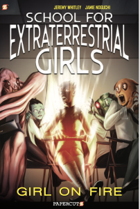 School For Extraterrestrial Girls
